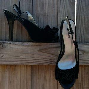 Shoes - LIME LIGHT FAUX SUADE SHOES